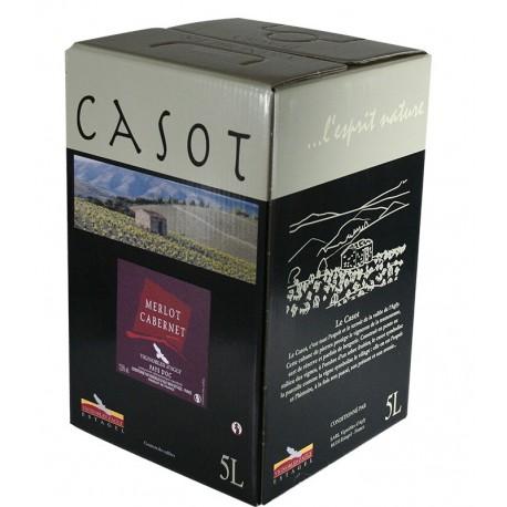 Merlot Cabernet Rouge 5L