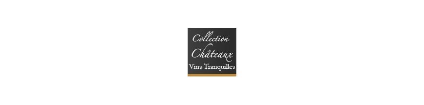 Collection Châteaux -  Vins tranquilles