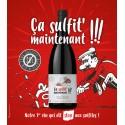 Ça sulfit' maintenant !!! - Côtes du Roussillon