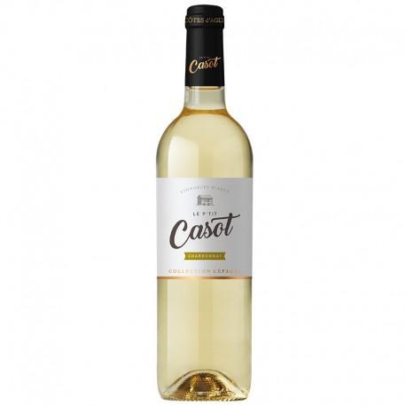 Le P'tit Casot - Chardonnay - IGP Pays d'Oc