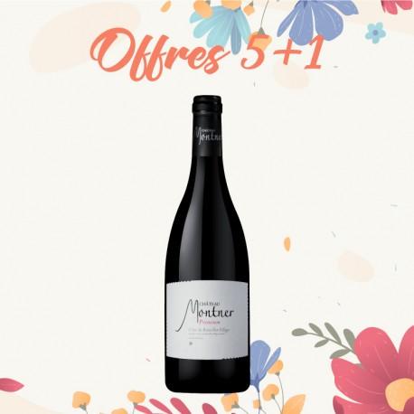 Offres 5+1 Château Montner, Premium rouge - AOP Côtes du Roussillon Villages