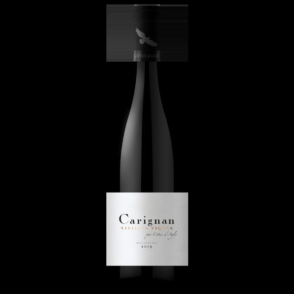 Carignan vieilles vignes - IGP Pays des Côtes Catalanes